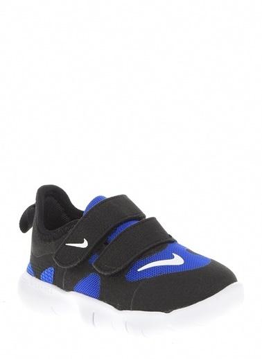Nike Unisex Bebek Mavi Spor Ayakkabı AR4146 - 402 FREE RN 5.0 (TDV) Mavi